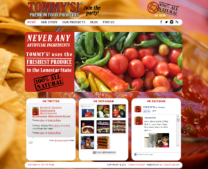 tommys foods