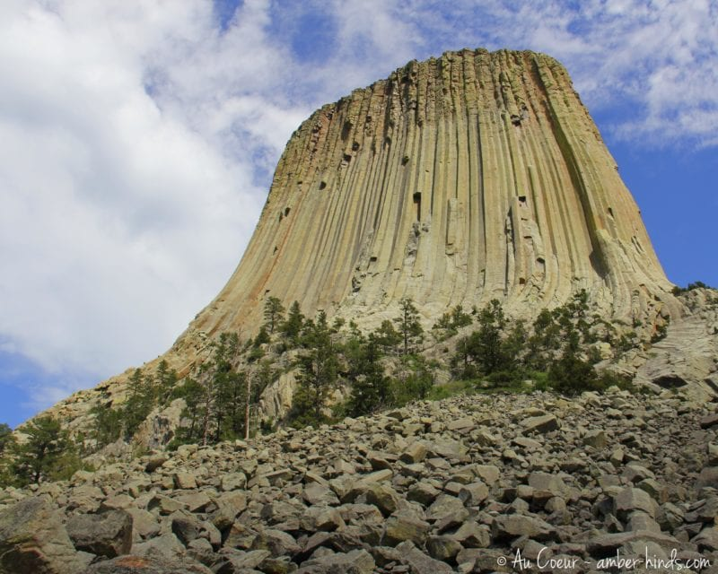 Wordless Wednesday: Devil's Tower