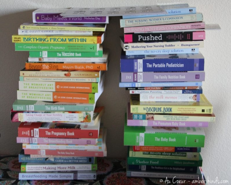 Building a Parenting Library — Recommended Reading