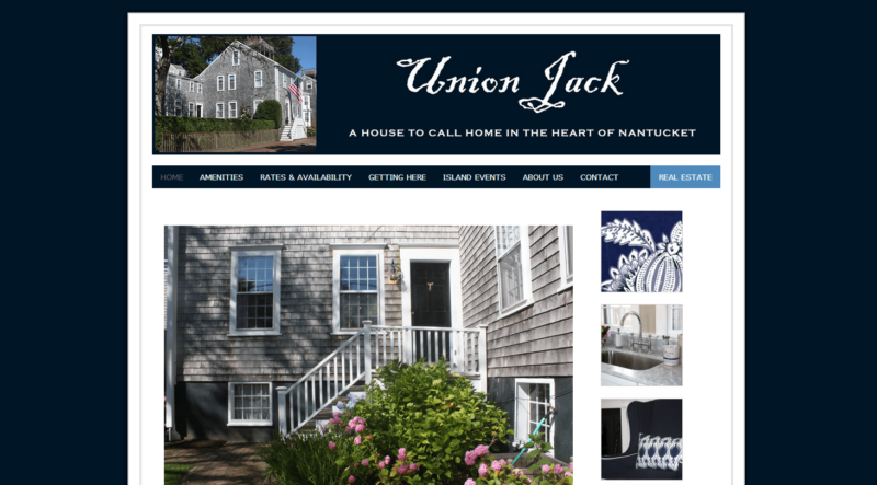 Union Jack Nantucket