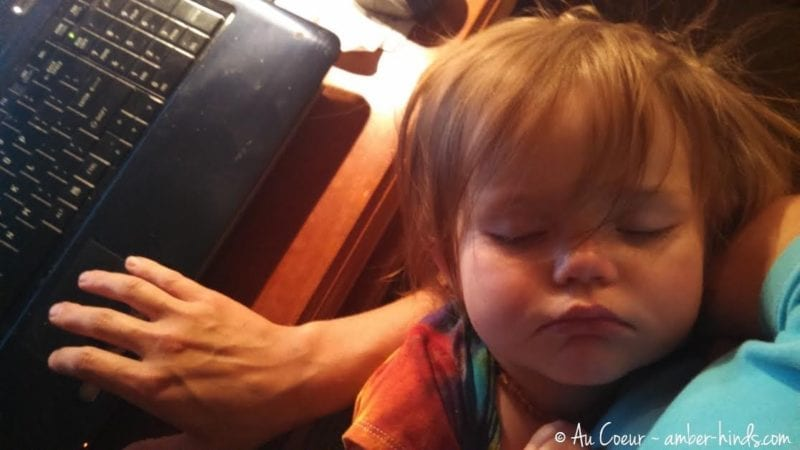 Divided Attention and being a work-at-home mom