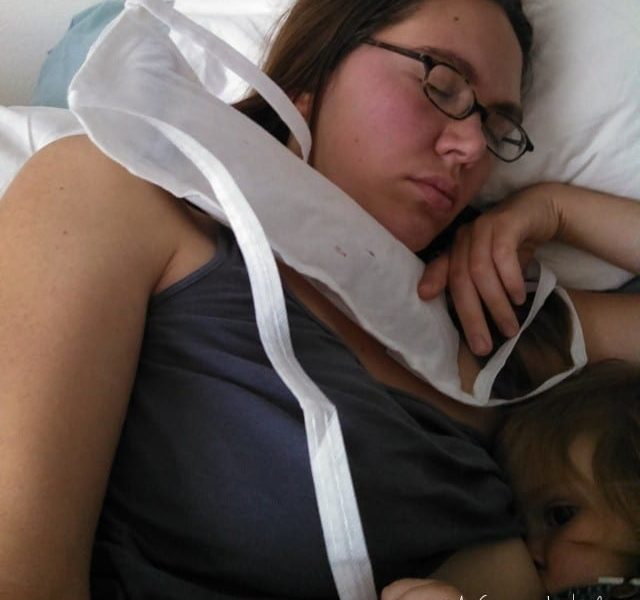 breastfeeding after surgery