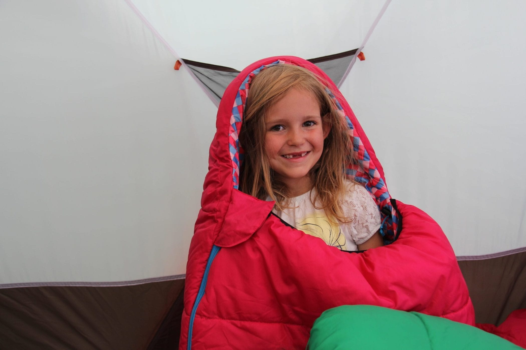 sillies in the tent
