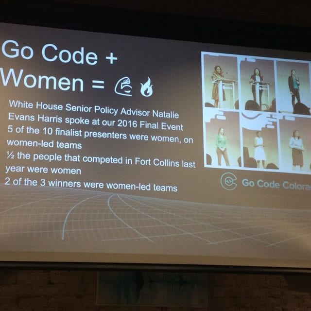 go code women in tech roadshow